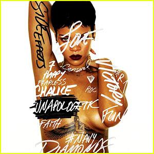 'Unapolegetic': Rihanna's New Album!