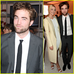 Robert Pattinson - Elle Women in Hollywood 2012 with Jaime King!