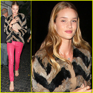 Rosie Huntington-Whiteley: Chateau Marmont Lady!