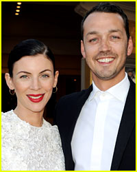 Rupert Sanders & Liberty Ross Hug After Therapy Session