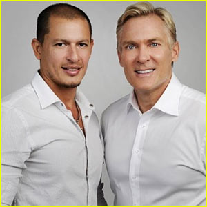 'GMA' Anchor Sam Champion Engaged to Boyfriend Rubem Robierb!