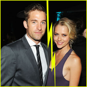 Teresa Palmer & Scott Speedman Split - Exclusive