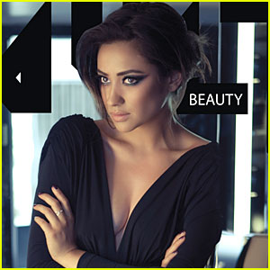 Shay Mitchell: 'Fault' Magazine Beauty