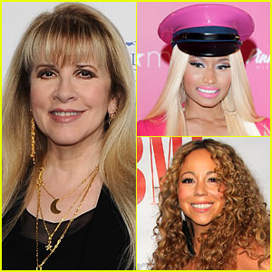 Stevie Nicks Apologizes For Nicki Minaj/Mariah Carey Comments