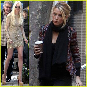 Taylor Momsen: 'Gossip Girl' Return with Blake Lively!