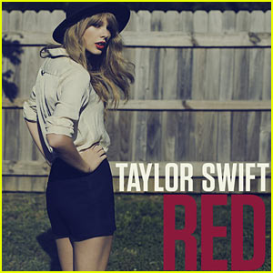 Taylor Swift's 'Red' - Listen Now!