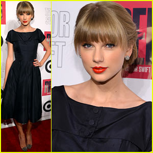 Taylor Swift: 'Red' Deluxe Edition CD Launch Party!