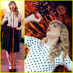 Taylor Swift: 'The View' Appearance!
