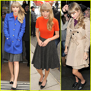 Taylor Swift: 'X Factor' Spectator at Wembley Stadium!