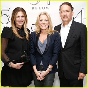 Tom Hanks: Sherie Rene Scott Performance with Rita Wilson!