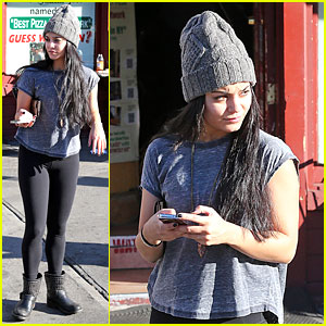 Vanessa Hudgens: Bleecker Street Pharmacy Run!
