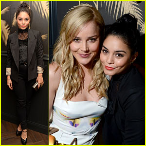 Vanessa Hudgens: 'Seven Psychopaths' Premiere After Party!