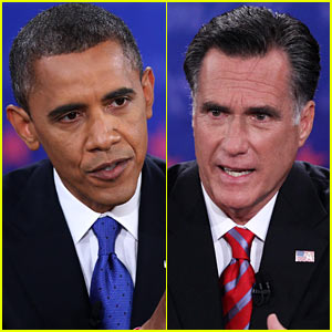 Watch Final Presidential Debate with Barack Obama & Mitt Romney