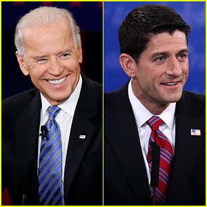 Watch Vice Presidential Debate with Joe Biden & Paul Ryan!
