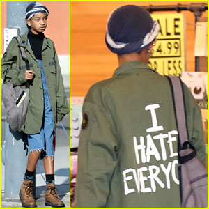 Willow Smith: 'I Hate Everyone!'