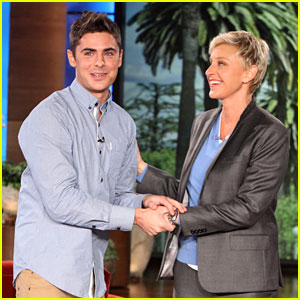 Zac Efron: 'Paperboy' Underwear Dance was Improvised!
