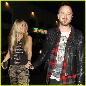 Aaron Paul: 'Need For Speed' Star
