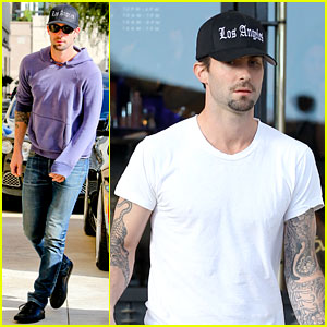 Adam Levine  Barneys New York Shopper!  8d95f0d0eaa