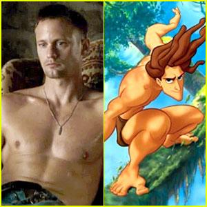 Alexander Skarsgard: 'Tarzan' Frontrunner for David Yates!