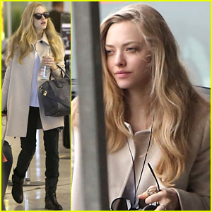 Amanda Seyfried: Au Revoir, Paris!