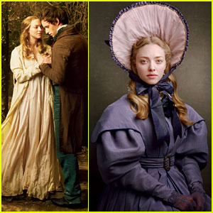 Amanda Seyfried & Eddie Redmayne: 'Les Miserables' Vogue Feature!