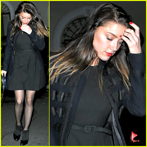 Amber Heard: Matsuhisa Night Out!