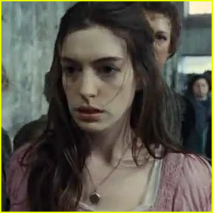 Anne Hathaway: New 'Les Miserables' Trailer - Watch Now!