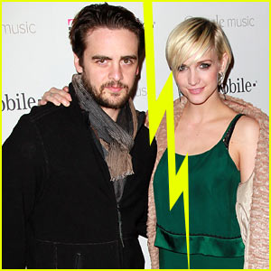 Ashlee Simpson & Vincent Piazza Split?
