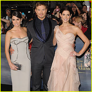 Ashley Greene: 'Twilight' Breaking Dawn Part 2 Premiere!