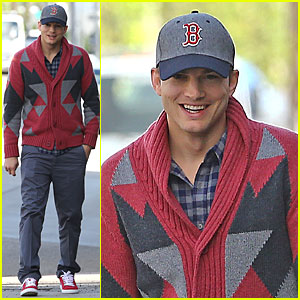 Ashton Kutcher: New 'Two And a Half Men' Love Interest!
