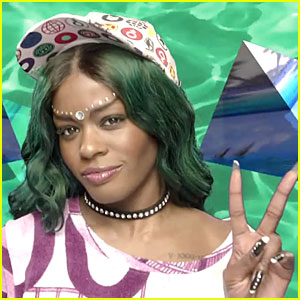 Azealia Banks: 'Atlantis' Music Video - Watch Now!