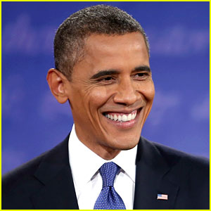 Barack Obama Wins Presidential Election 2012!