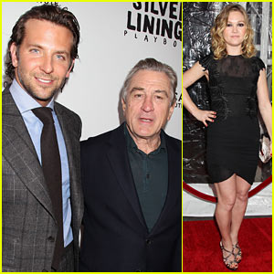 Bradley Cooper: 'Silver Linings Playbook' NYC Premiere!