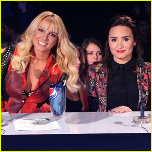 Britney Spears & Demi Lovato: 'X Factor' Top 13 Recap!
