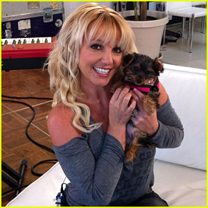 Britney Spears: 'Meet My New Little Baby Girl Hannah!'