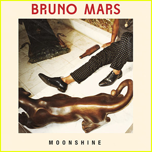 Bruno Mars' 'Moonshine' Premiere - Listen Now!