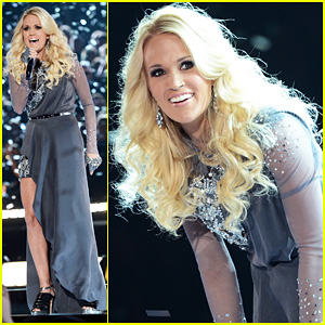 Carrie Underwood: 'Blown Away' Live Performance at CMAs - Watch Now!