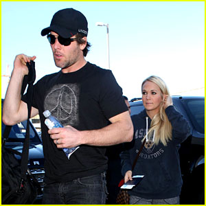 Carrie Underwood & Mike Fisher: St. Louis Tour Stop!