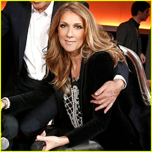 Celine Dion: 'Grand Show' Duet with Johnny Hallyday!