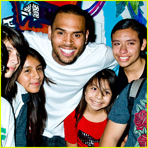 Chris Brown: Symphonic Love Foundation Launch Video!