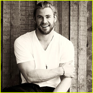 Chris Hemsworth: 'Empire' Magazine's Man of the Year 2012!