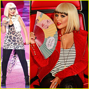 Christina Aguilera: 'Let There Be Love' Performance on 'The Voice'!