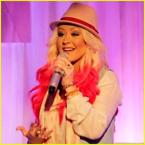 Christina Aguilera: 'Lotus' Album Preview - Listen Now!
