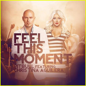 Christina Aguilera & Pitbull: 'Feel This Moment' - Listen Now!