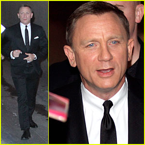 Daniel Craig: I Don't Do All My Stunts!