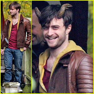 Daniel Radcliffe: 'Horns' Have the Power of Revelation!