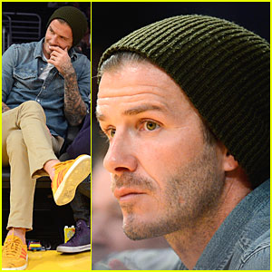 David Beckham: Playing Soccer in Australia is Not True!