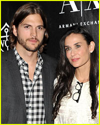 Demi Moore & Ashton Kutcher: No Movement Towards Divorce?