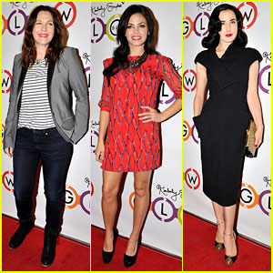 Drew Barrymore & Jenna Dewan: Glow Bio Launch Event!