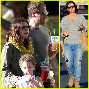 Drew Barrymore & Will Kopelman: Sunny Santa Barbara Saturday!